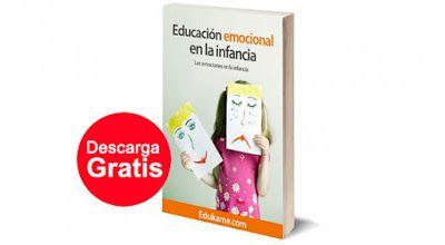 Libro gratuito – Educación emocional en la infancia