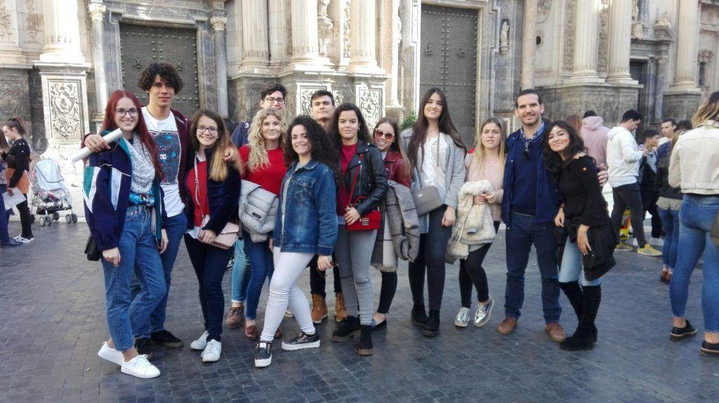 2º de Bachillerato de Ciencias Sociales visita el Museo de Santa Clara y La Catedral