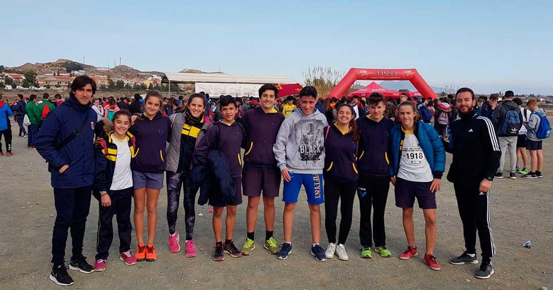 Deporte escolar – Final Regional de Campo a través 2018