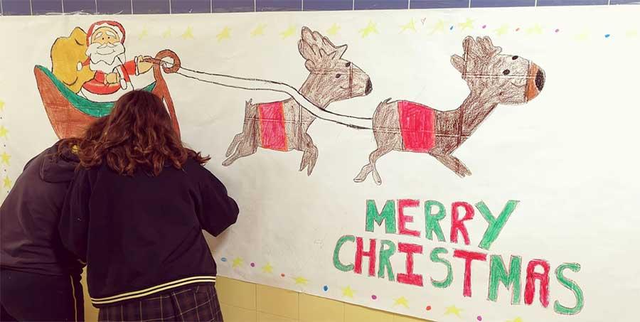 ¡Huele a Navidad en Las Claras!