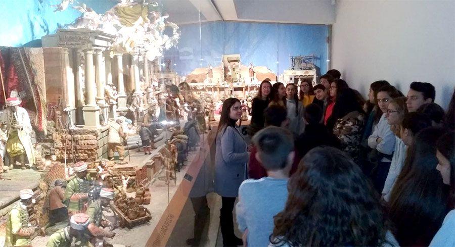 Visita al Museo Salzillo