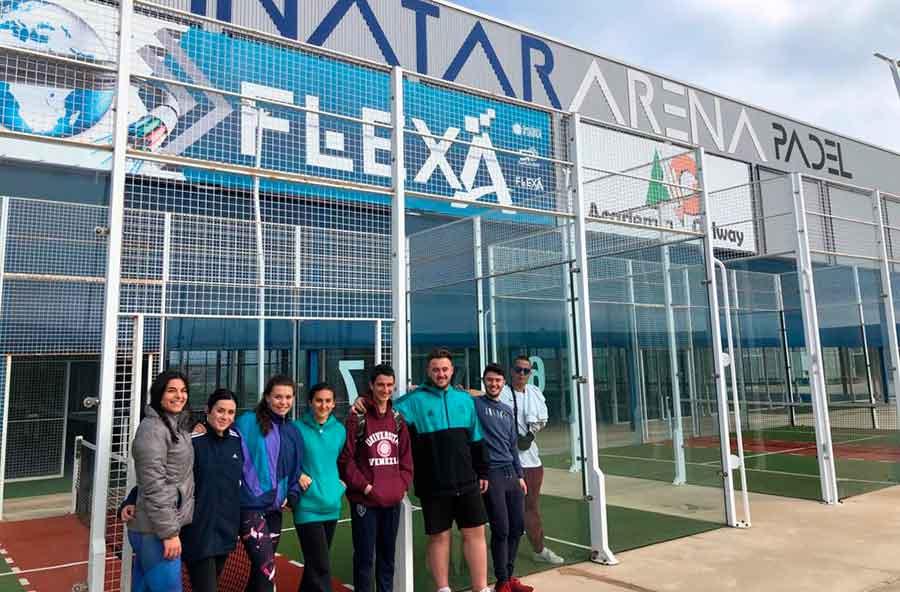Visitamos Pinatar Arena