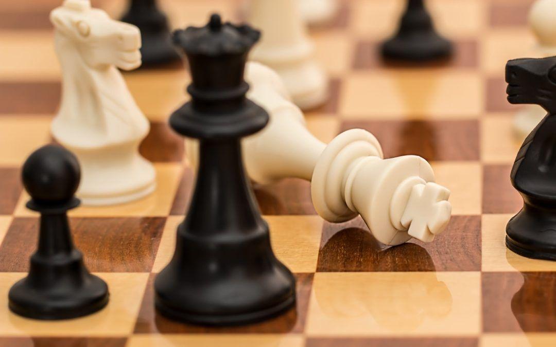 Campeón regional de ajedrez