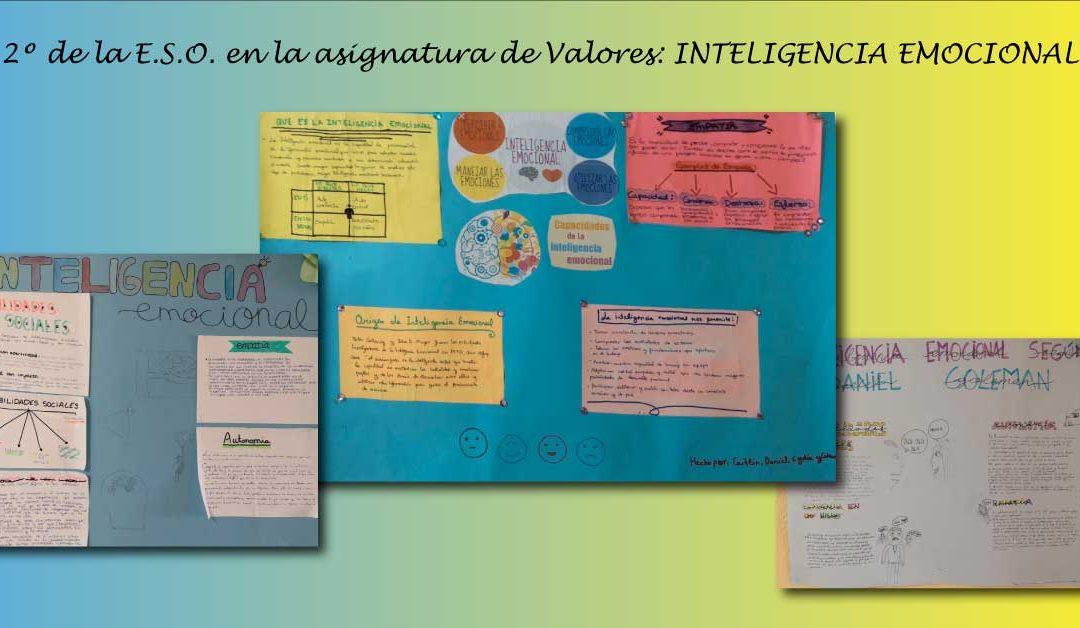 Trabajando la Inteligencia Emocional