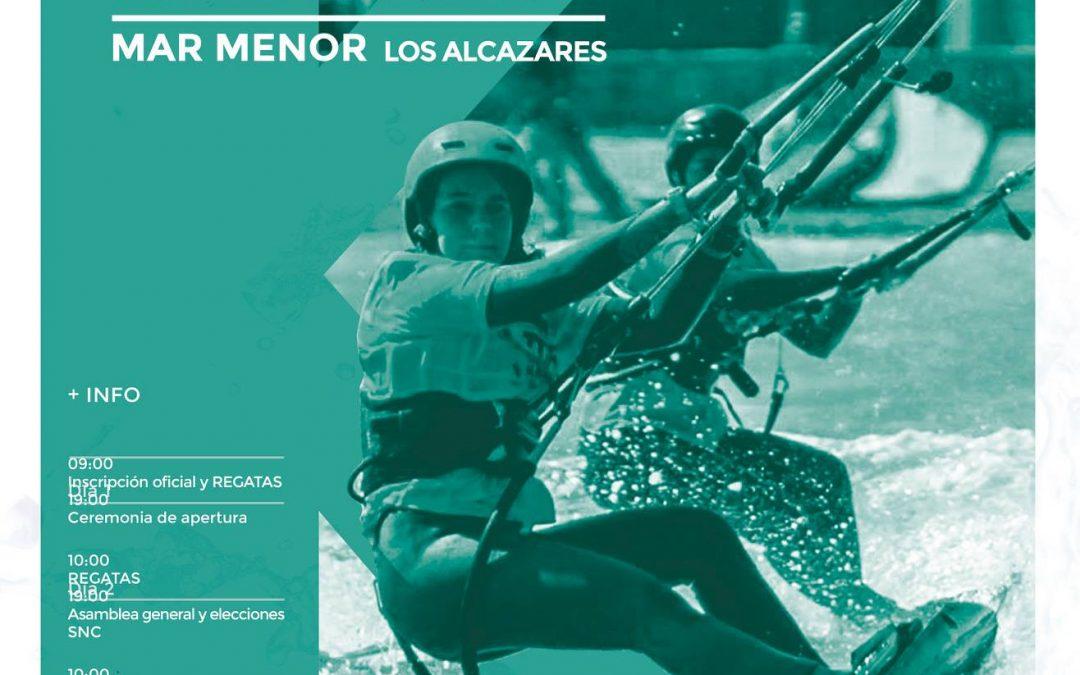Campeonato de España junior de Kitesurf
