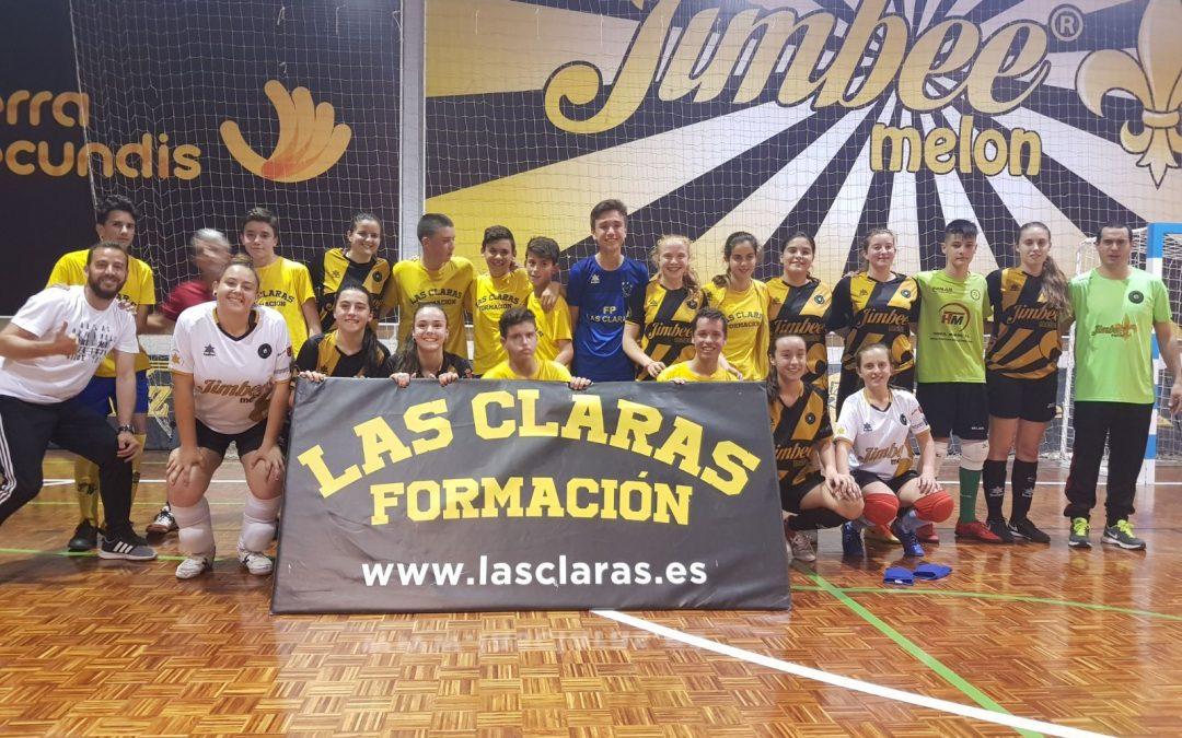 Fútbol Sala: Las Claras Formación