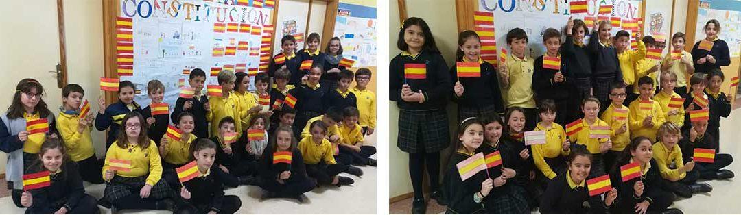 Trabajamos la Constitución Española