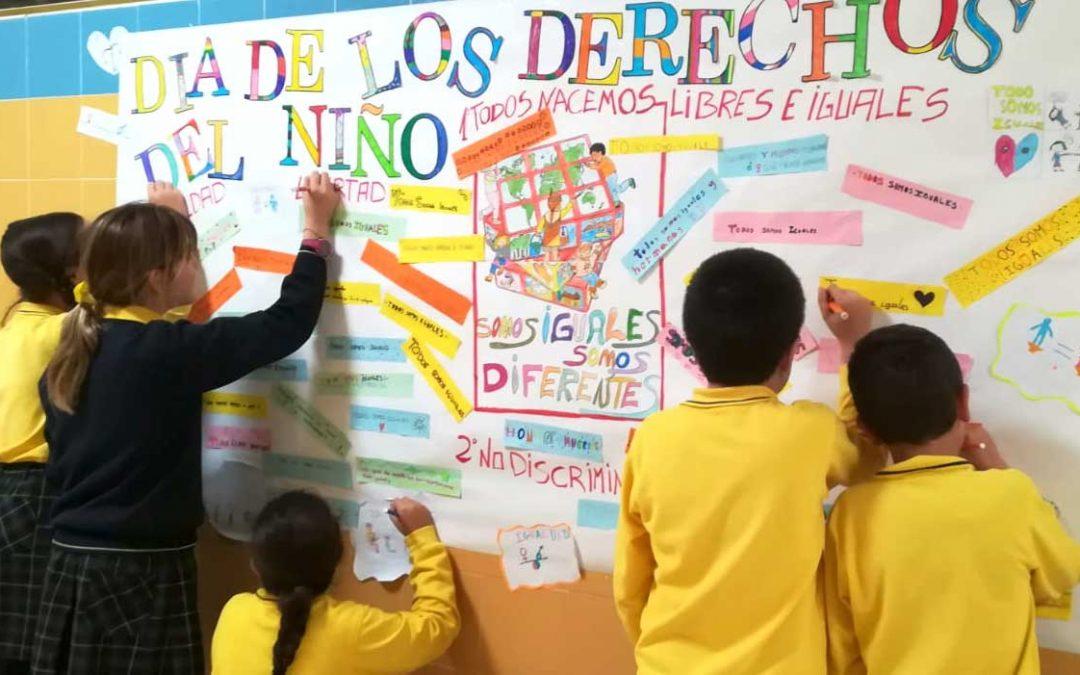 Celebramos el Día de los Derechos del Niño