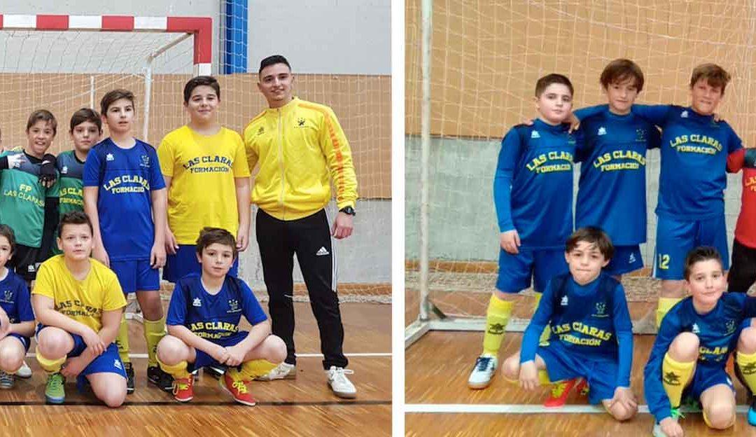 Derbi Fútbol Sala Las Claras