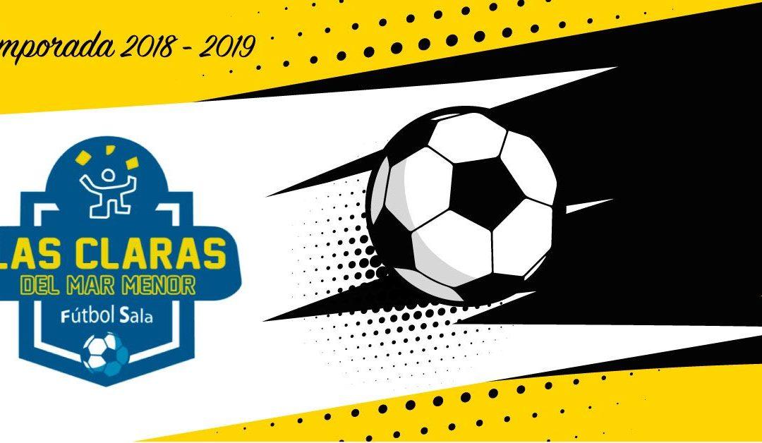 Temporada 2018-2019 de Fútbol Sala
