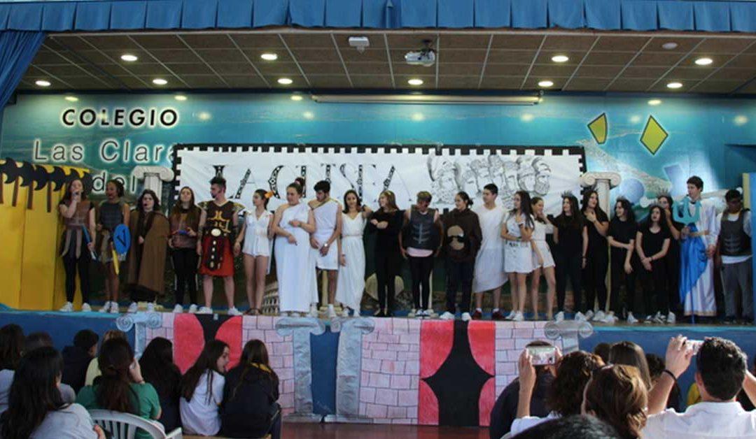 """Representación de """"La Odisea"""" de los alumnos de 4º de la ESO"""