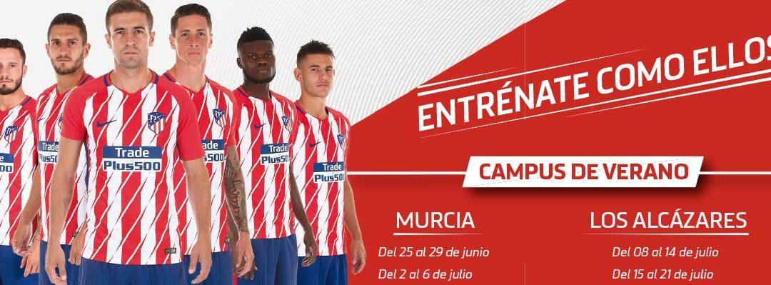 Campus de verano Oficial del Atlético de Madrid