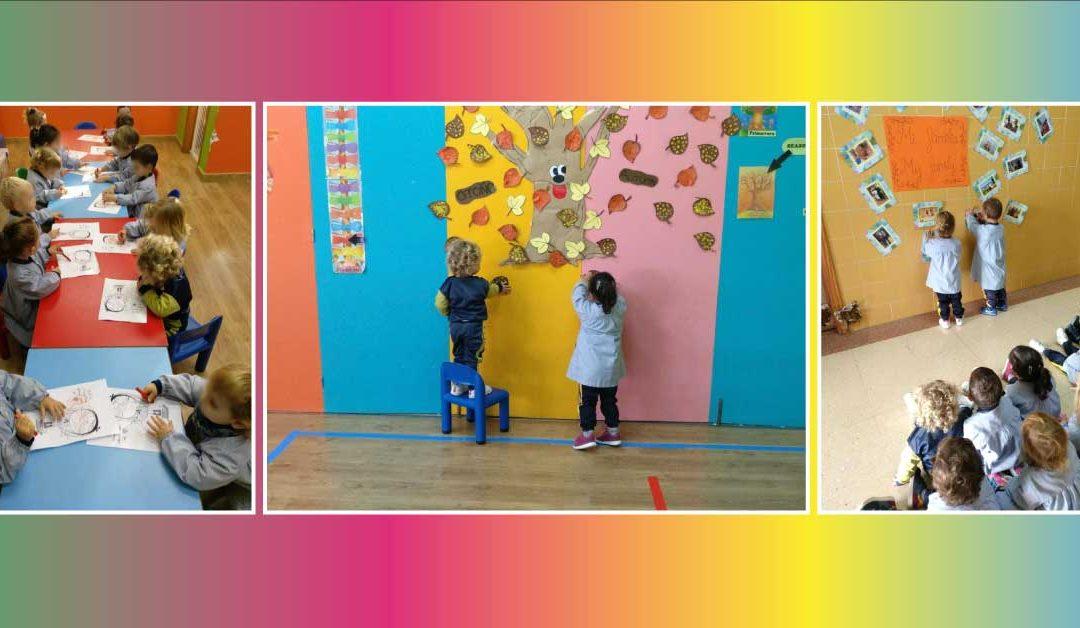 Trabajando en Nursery School